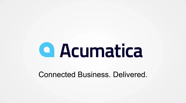 Acumatica Connected Business Delivered