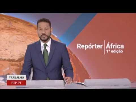 Reportagem Rtp Teletrabalho Em Moçambique