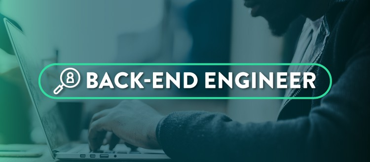vaga back end engineer